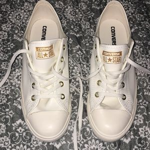 Converse Shoes   Brand New Ivory
